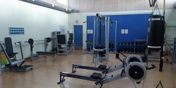 Motionscentret åbner den 21. maj 2021